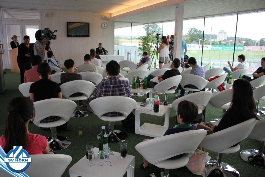 Press Conference With Star Guest Keisuke Honda From Ac Milan