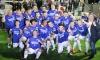 Die Kampfmannschaft wurde Meister der Regionaliga Ost 2017/18 und feierte den Aufsteige in die Zweite Liga