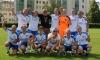 die erfolgreiche Frauenmannschaft der 2. Liga Ost/Süd als Herbstmeister