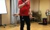 Taktikschulung durch Frauen-Trainer Hannes Spilka