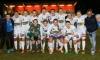 Foto beim Auswärtsspiel von Gerhard Breitschopf