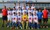 unsere erfolgreiche U14 mit Trainer Adel Ajanovic und ANchwuchsleiter Markus Reiss
