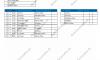 U14 Turnierplan