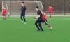 Nadir Ajanovic Nachwuchsspieler des SV Horn mit seinem derzeitige VErein Flyeralarm Admira gegen den FC Bayern