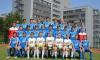 Mannschaftsfoto des neuen U15 Jahrganges